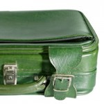 Vintage suitcase